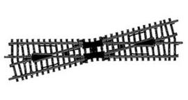 H0 | Märklin 2257 - Kruising (K-rail)