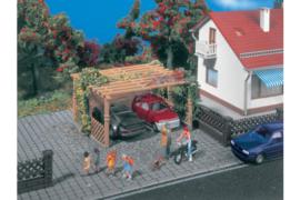 H0   Vollmer 45128 - Carport