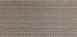 H0   Faller 170602 - Muurplaat, Natuursteen Blokken