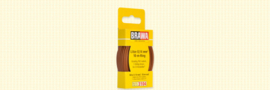 Brawa 3104 - Draad, 0,14 mm², 10mtr, bruin