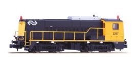 N | Piko 40444 - NS, Diesellocomotief 2207