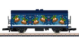 Z | Märklin 80628 -  Z Gauge Christmas Car for 2018