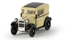 H0 | Brekina 15055 - BMW Dixi bestelwagen, ivoor.