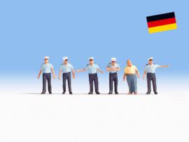 N | NOCH 36083 - Verkeerspolitie Duitsland