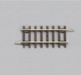 H0 | Piko 55205 - Rechte rail, L=62mm