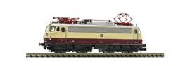 N | Fleischmann 733890 - Electric locomotive class 112, DB (DC Sound)