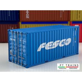 H0 | PT Trains 820057 - Container 20' DV ''FRESCO''.