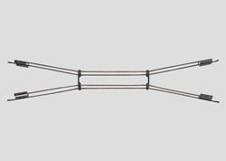 H0 | Märklin 70131 - Catenary Wire for Crossings and Double Slip Switches