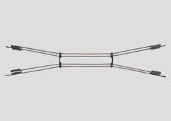 H0 | Märklin 70131 - Rijdraad voor kruisingen (1 stuks)