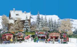 H0 | Busch 1059 - Kerstmarkt