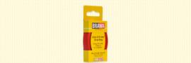 Brawa 3102 - Draad, 0,14 mm², 10mtr, rood