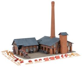 H0   Faller 191746 - Steenfabriek