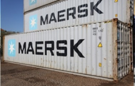 H0 | PT Trains 840003.2 - Container 40' HC MAERSK