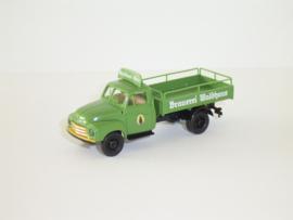 H0 | Brekina 0011 - Opel Blitz Brauerei Waldhaus