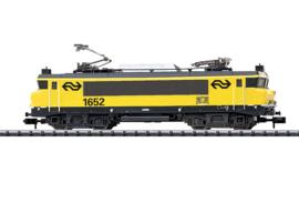 N | Minitrix 16009 - NS, Elektrische locomotief serie 1600