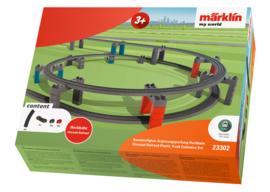 H0 | Märklin my world 23302 -Elevated Railroad Plastic Track Extension Set