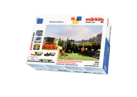 "H0 | Märklin Start up 78652 - thema-aanvullingspakket ""landbouwtrein"""