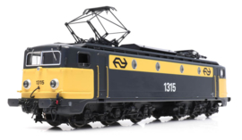 H0 | Artitec 20.374.01 - NS 1315, yellow-gray, NS logo, A-signal (DC)