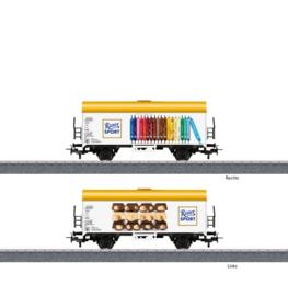 H0   Märklin 44218 - Märklin Start up - koelwagen