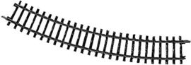 H0 | Märklin 2221 - Gebogen railstuk (K-rail)