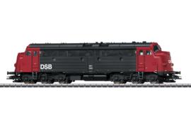 H0 | Märklin 39685 - DSB, Diesellocomotief MV