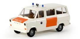 "H0 | Brekina 34108 - Ford Transit Combi, ""Politie"" (NL)"