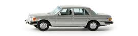 H0 | Brekina Starmada 13158 - Mercedes 450 SEL (W116) zilver