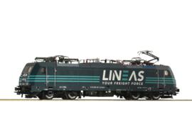 H0 | Roco 73214 - Lineas BR 186 (DC)