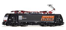 H0 | Piko 57858 - Locon, Elektrische locomotief BR 189 (AC digitaal)