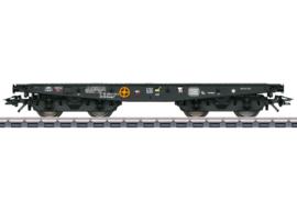 H0 | Märklin 48757 -DB, Platte wagen voor zware belasting Rlmmps 650