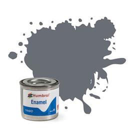 Humbrol 005 - Dark Ad GreyGloss, 14 ml