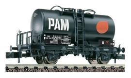 "N | Fleischmann 841401 - Tank wagon ""PAM"", NS"