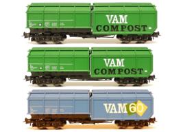 H0 | Roco 66008 - VAM-transport