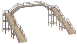 H0   Faller 120178 - Voetgangersbrug
