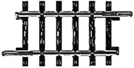 H0 | Märklin 2202 - Recht railstuk (K-rail)