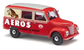 "H0 | Busch 51278 -  Bestelbus, ""Zirkus Aeros"""