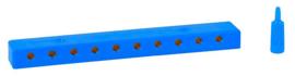 Faller 180803 - Verdeelplaat, blauw