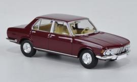 H0 | Brekina Starmada 13600 - BMW 2500 , dark red