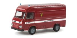 "H0 | Brekina 14613 - Saviem SG2 ""Brandweer Raalte"" (NL)"