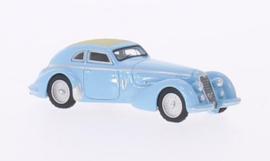 H0 | BoS-Models 87081 - Alfa Romeo 8C 2900 B, lichtblauw, RHD, 1938