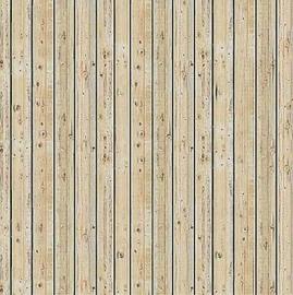 H0 | Busch 7419 - 2 Decorplaten »lichte houten planken«