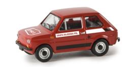 "H0 | Brekina 22363 - Polski-Fiat 126p, ""PRL"""
