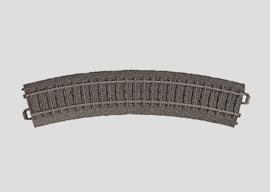 H0 | Märklin 24130 - Gebogen railstuk R360 mm - 30Gr (C-rail)