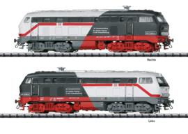 N   Minitrix 16825 - DB AG, Diesellocomotief 218 497-6 (sound)