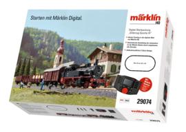 "H0   Märklin 29074 - Digitale startset ""Goederentrein tijdperk III""."