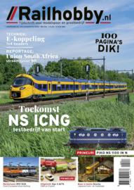 Railhobby 426 Juli/Augustus 2020