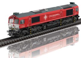 H0 | Märklin 39065 - Crossrail, Diesellocomotief Class 77