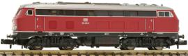 N | Fleischmann 723701 - DB, Diesellocomotief BR 218