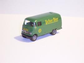 H0 | Brekina 0002 - MB L319 - Licher bier