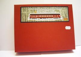 N | Micro Trains 99300055 - Pullman Heavyweight 12-1 Sleeper 3-Car Runner Pack